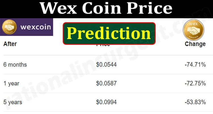 Wex Coin Price Prediction {June 2021} Price, How To Buy
