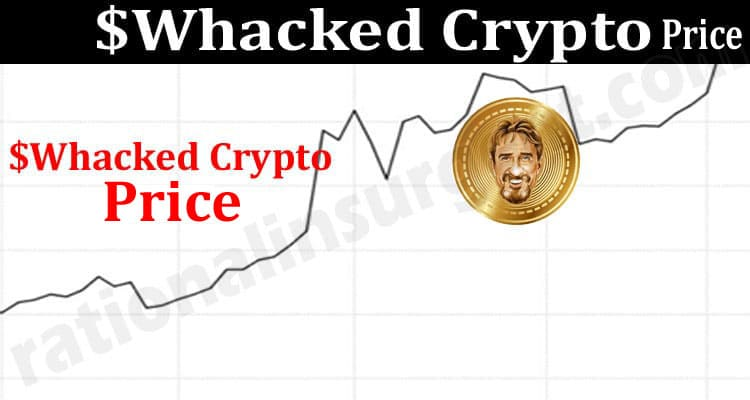 $Whacked Crypto Price {June} About A New Cryptocurrency! 2021.