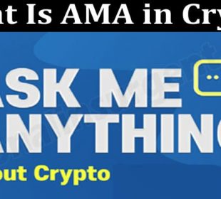 What Is AMA In Crypto 2021.
