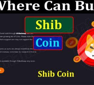 Where Can Buy Shib Coin 2021.