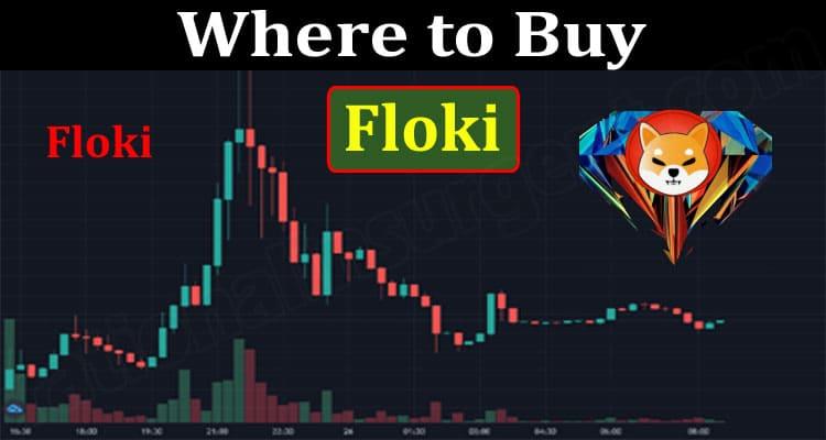 Where To Buy Floki (June 2021) Price, Contract Address