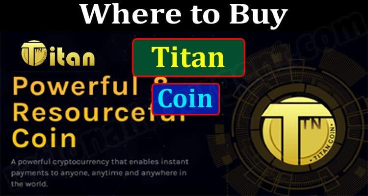 Where To Buy Titan Coin (June) Coin Price & Prediction