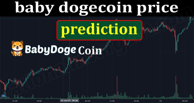 baby dogecoin price prediction {June} Read About It!