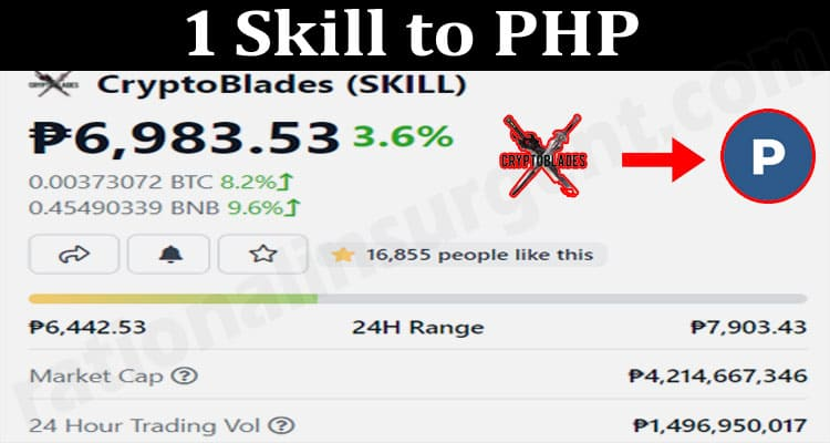 1 Skill to PHP 2021.