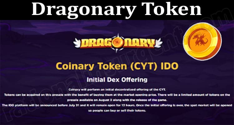 About General Information Dragonary Token