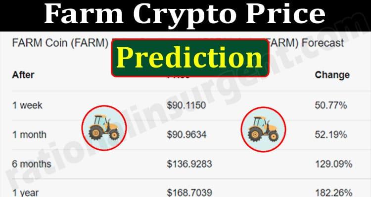 About General Information Farm-Crypto-Price-Predictio