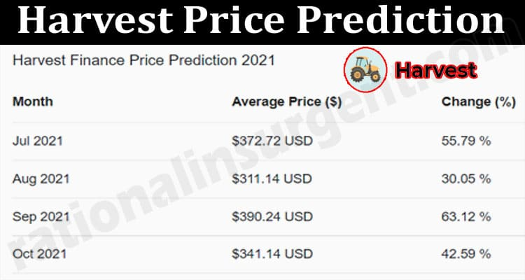 About General Information Harvest-Price-Prediction
