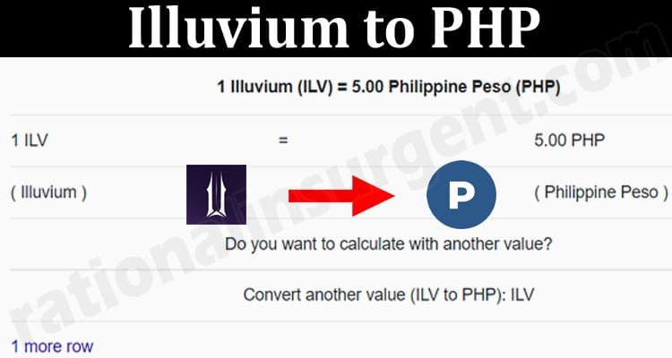 About General Information Illuvium-to-PHP