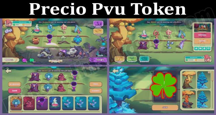 About General Information Precio-Pvu-Token