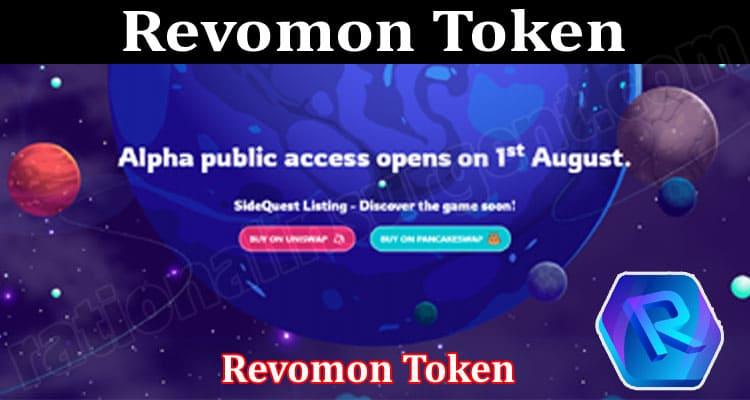 About General Information Revomon Token