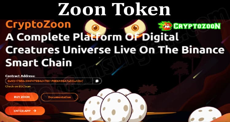 About General Information Zoon-Token