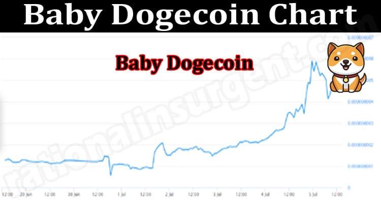 Baby Dogecoin Chart 2021.