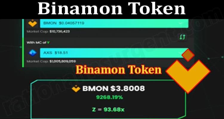 Binamon Token 2021.