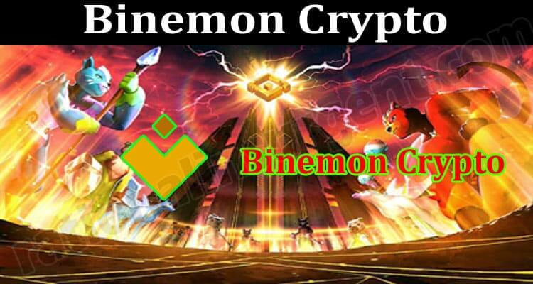 Binemon Crypto 2021.
