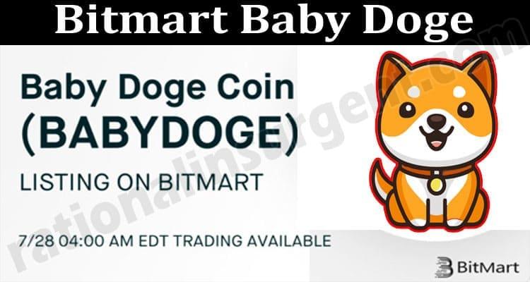 Bitmart Baby Doge 2021