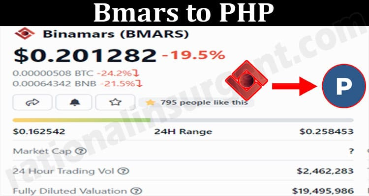 Bmars to PHP 2021.