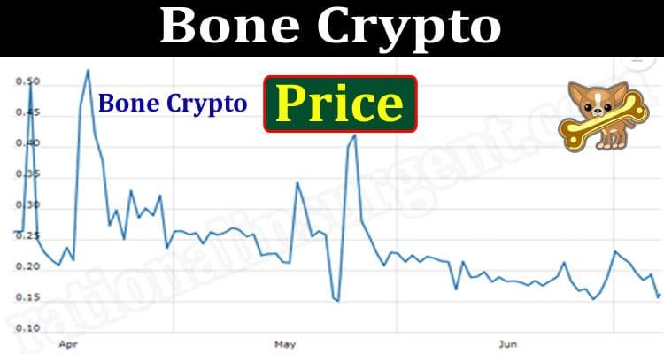 Bone Crypto Price 2021.