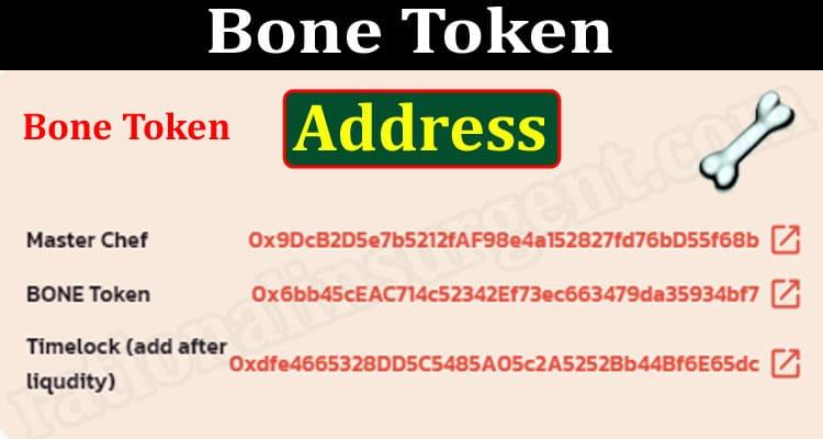 Bone Token Address 2021.