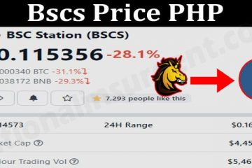 Bscs Price PHP 2021.