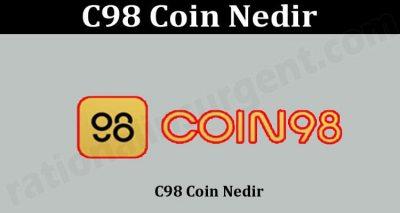C98 Coin Nedir 2021.