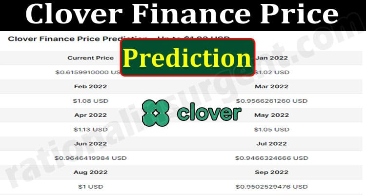 Clover Finance Price Prediction 2021..