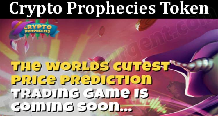 Crypto Prophecies Token 2021.