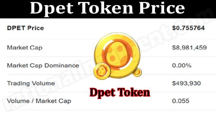 Dpet Token Price 2021.