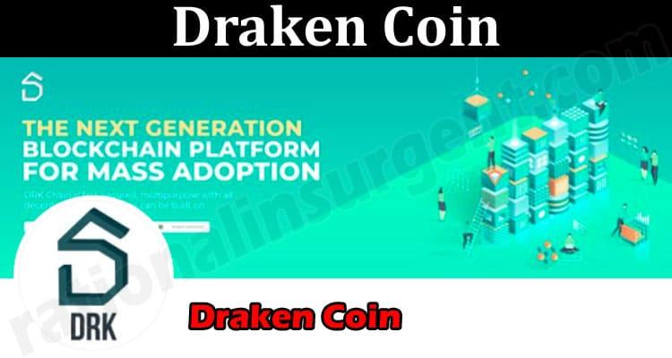 Draken Coin 2021.