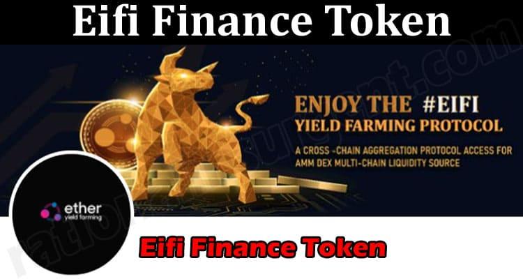 Eifi Finance Token 2021.