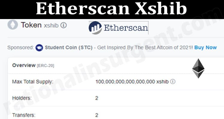Etherscan Xshib (July) Price, Prediction & How To Buy