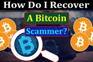 How Do I Recover A Bitcoin Scammer 2021