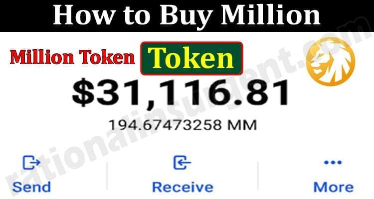 How to Buy Million Token 2021.