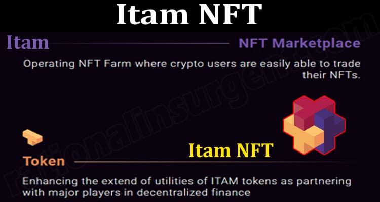 Itam NFT 2021.