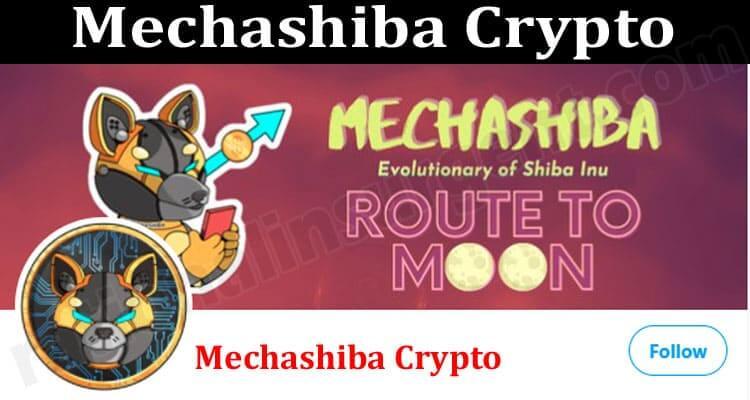 Mechashiba Crypto 2021.