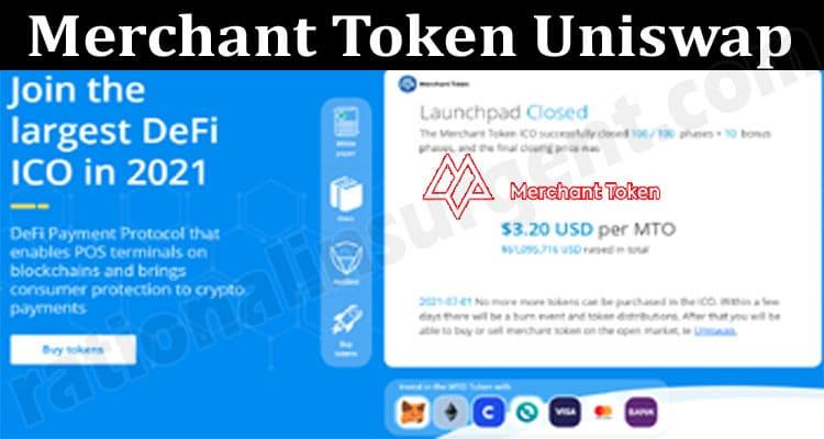 Merchant Token Uniswap