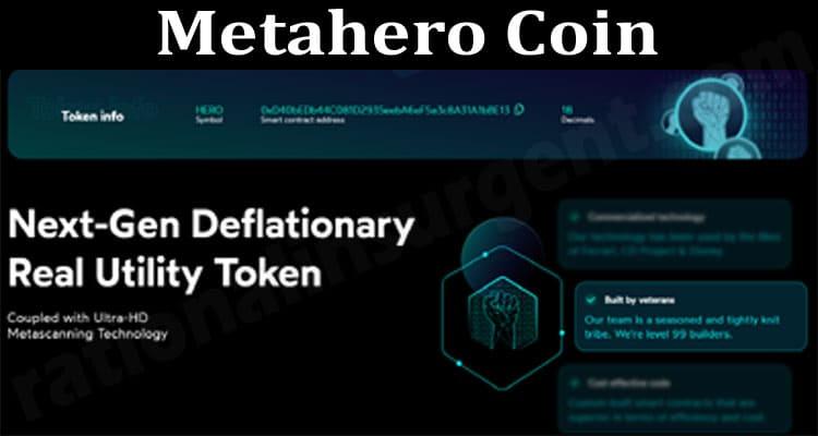 Metahero Coin 2021.