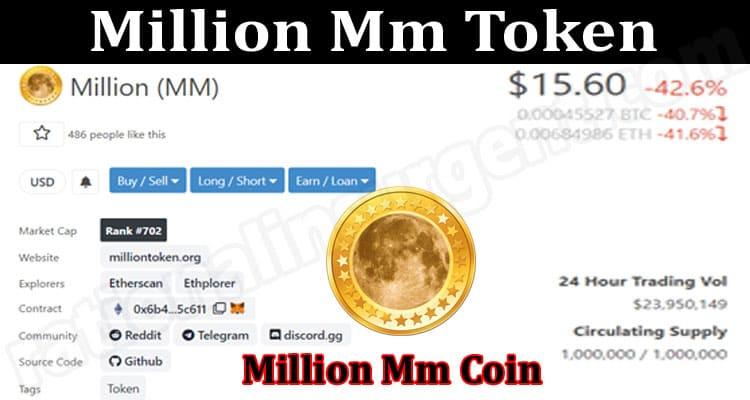 Million Mm Token 2021.