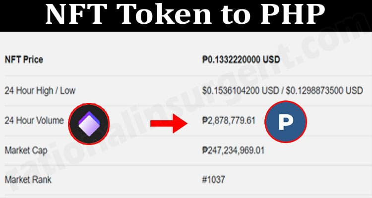 NFT Token to PHP 2021.