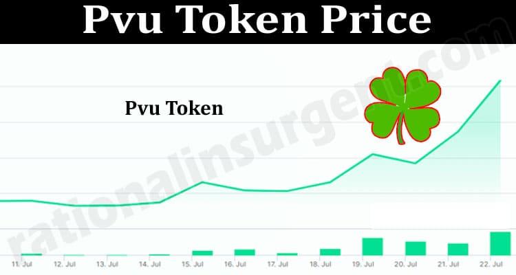 Pvu Token Price 2021