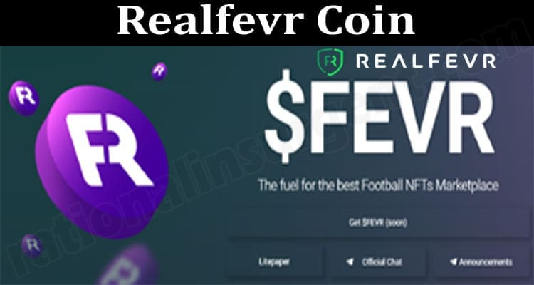 Realfevr Coin 2021.