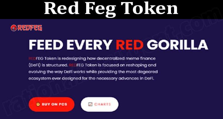 Red Feg Token 2021.