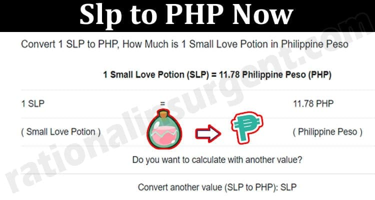 SLP to PHP Now 2021