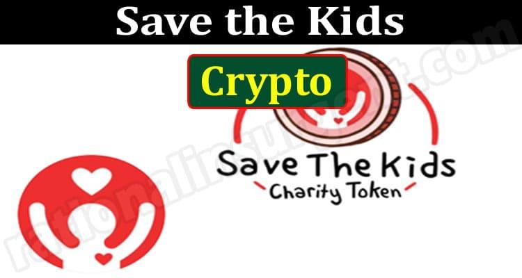 Save The Kids Crypto 2021.