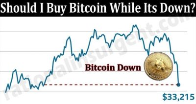 Should I Buy Bitcoin While Its Down 2021