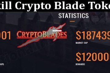 Skill Crypto Blade Token 2021