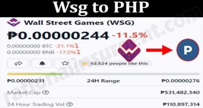Wsg to PHP 2021