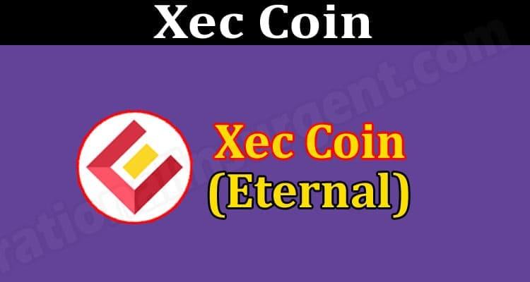 Xec Coin 2021.
