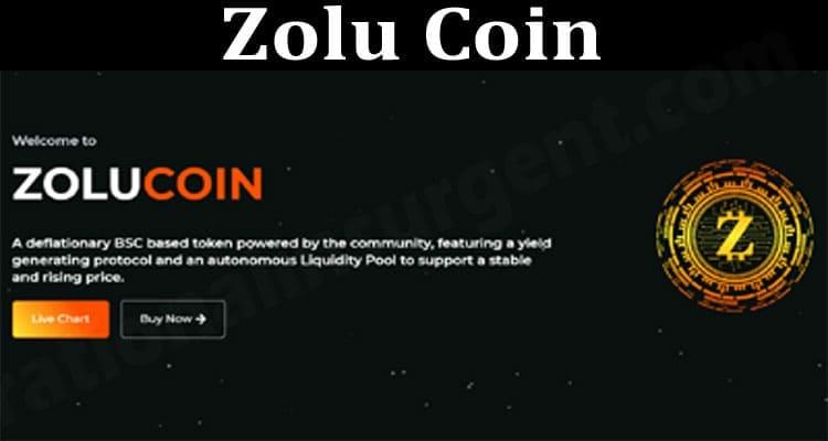 Zolu Coin 2021.