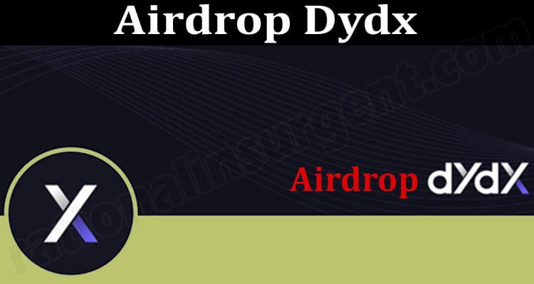 About General Information Airdrop Dydx