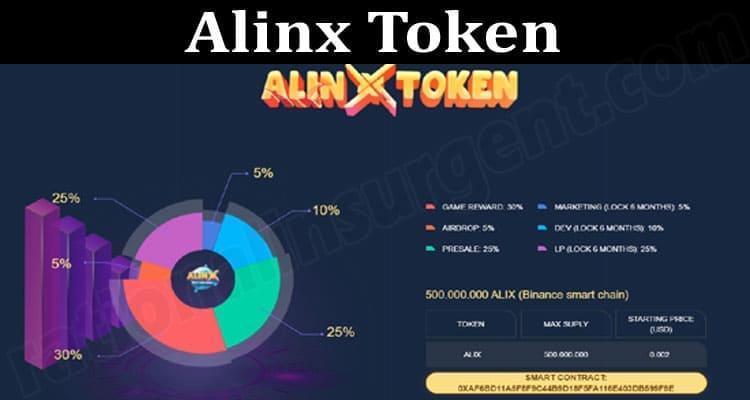 About General Information Alinx Token